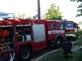 Požár RD Žehušice 2011