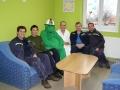 Vánoce na dětském oddeělení MN Čáslav 2012