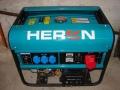Benzínová elektrocentrála 3f 400V