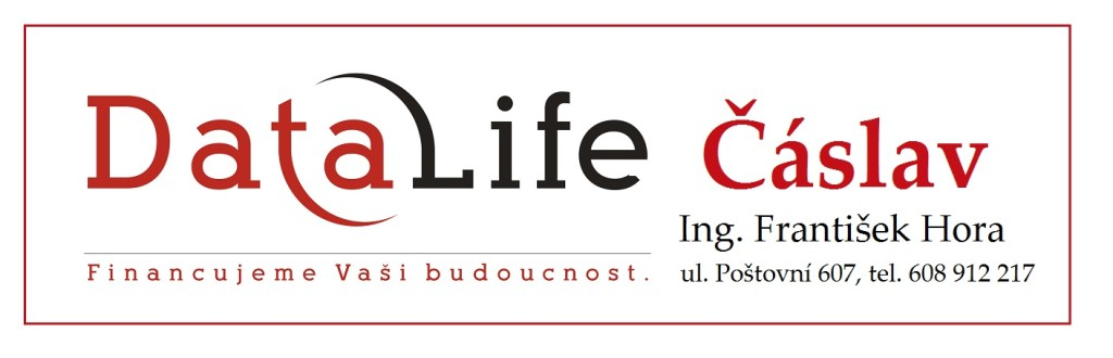 Datalife logo Čáslav
